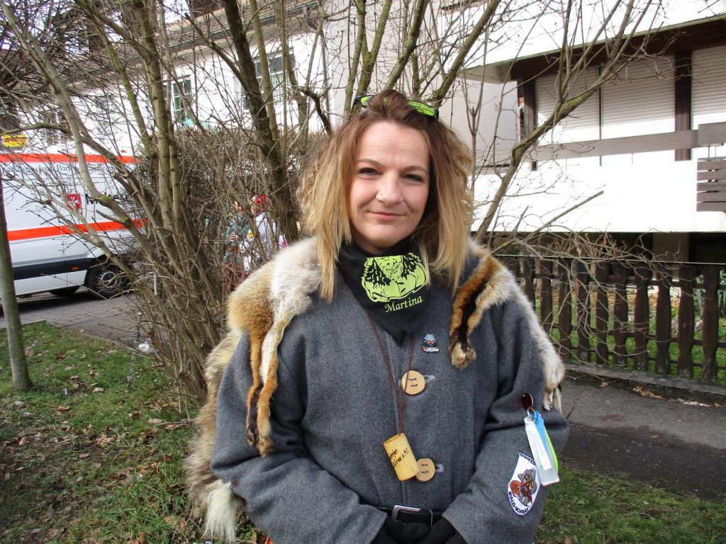 Martina Bauer - Zeugwart